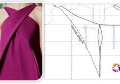 Patrones De Costura – MIMUNDODEMODA Corte y confeccion cursos patrones moldes blusas gratis