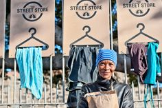 Street Store: The Open Source Pop-up Clothing Swap for the Homeless - Shareable