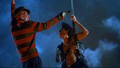 Freddy's Dead: The Final Nightmare (1991). É o sexto filme da série A Nightmare on Elm Street. Depp tem pouca participação nesse filme, ele faz apenas um adolescente na televisão.