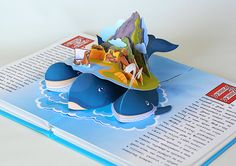 VTB 24 Bank. Promo pop-up book on Behance