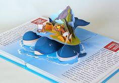 VTB 24 Bank. Promo pop-up book on Behance