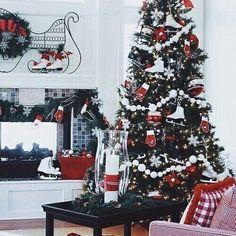 Imagen de christmas, christmas tree, and winter
