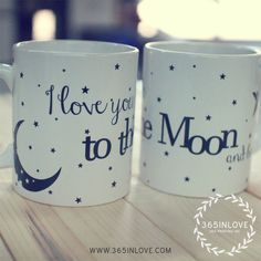 This Mr and Mrs mug cup will be a perfect wedding gift for newlywed couples. This simple, yet elegant set will add a romantic touch to their new home. Best Gift Ideas for Holiday, Christmas, Valentine Diy Craft Projects, Diy Crafts To Sell, Fun Crafts, Couple Mugs, Couple Things, Wedding Gifts For Newlyweds, Girl Baby Shower Decorations, Mason Jar Crafts, Mugs Set
