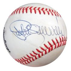 Pedro Guerrero Autographed NL Baseball PSA/DNA #Q89114 . $49.00. This is an Official National League baseball that has been hand signed by Pedro Guerrero. This autograph is certified authentic by PSA/DNA and comes with their sticker and matching certificate of authenticity.