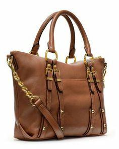 Michael Kors Leigh Luggage Bag - Satchel $310