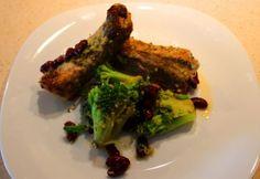 Sertésborda vörösbabos brokkolival   NOSALTY Vegetables, Food, Essen, Vegetable Recipes, Meals, Yemek, Veggies, Eten