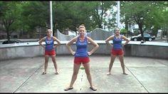 Youth Soffe Shorts Tatiana Cute Cheer Practice