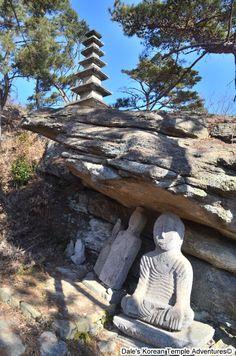 Unjusa Temple – 운주사 (Hwasun, Jeollanam-do)