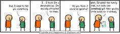 Cyanide And Happiness Take On Tree Love
