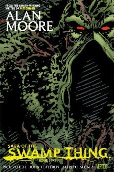 Saga of the Swamp Thing Book Five: Alan Moore