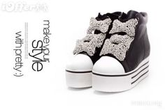 platform converse *I love this one Platform Converse, Baby Shoes, Pretty, Kids, Clothes, Style, Fashion, Young Children, Outfits