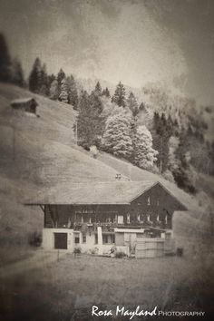 What inspiration for our Aspen hotel!! Lenk, Berner Oberland (Switzerland) / www.rosas-yummy-yums.blogspot.com