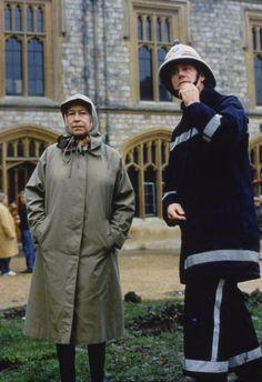 Photos: Windsor Castle fire and restoration