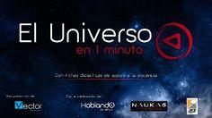 El Universo en un minuto #Universo1min | ARP-SAPC - Sociedad para el Avance del Pensamiento Crítico