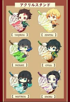 Kimetsu No Yaiba ( Fanart) Anime Angel, Anime Demon, Manga Anime, Anime Art, Chibi Kawaii, Cute Anime Chibi, Slayer Meme, Demon Slayer, Anime Faces Expressions