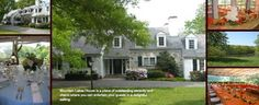 Mountain Lakes House: A Private Estate Offering Serenity And Charm... Princeton, NJ. More info: http://www.njwedding.com/vendorDisplay.cfm?vendorid=3830 #Weddings #Estates #Private #Events