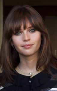 Rogue One: A Star Wars Story Felicity Jones as Jyn Erso (Character)  Born Felicity Rose Hadley Jones 17 October 1983 (age 33) Birmingham England UK Alma mater Wadham College Oxford Occupation Actress Years active 1996present Partner(s) Ed Fornieles (200313)  The post Felicity Jones is available on: Movie Site