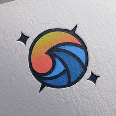 Cosmic-waves-frequency illustration design. Minimalism. . .. . . . . #logoroom #logoinspirations #logosai #logo #adobe #webdesign #ux #inspired #graphicdesign #graphicdesigner #art #artwork #artist #logo #logodesigner #logomark #behance #dribbble #inspiration… Web Design, Best Logo Design, Design Art, Graphic Design, Sun Illustration, Illustrations, Sun Logo, Typography Logo, Lettering