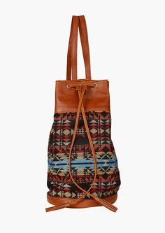 Tribal Backpack | Shop for Tribal Backpack Online