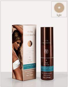 Vita Liberata Deep for Face Self Tan - Gorgeous colour, my absolute fav for colour, very moisturising too ♥
