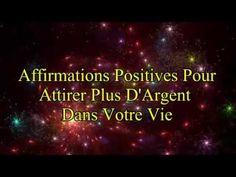 Affirmations Positives pour la Gratitude - YouTube