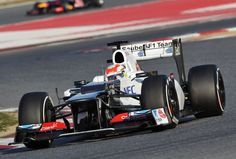 Fórmula 1: Checo Pérez deja el tiempo a batir en el séptimo día de test en Barcelona