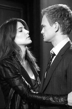 Barney and Robin (How I Met Your Mother) Barney And Robin, Marshall And Lily, How Met Your Mother, Tv Show Couples, Robin Scherbatsky, Best Sitcoms Ever, Ted Mosby, Will And Grace, Himym