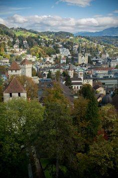An Afternoon In Lucerne (via Bloglovin.com )