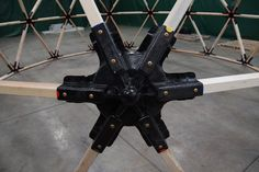 Resultado de imagen de hubs for geodesic domes