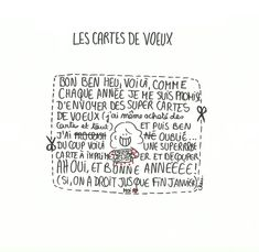 Confidentielles.com - Le Joli Rendez-Vous Funny Christmas Cards, Merry Xmas, Happy New Year, Funny Quotes, Positivity, Lettering, Writing, Sayings, Nouvel An