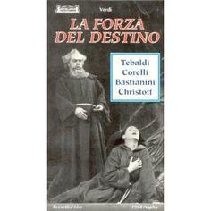 La Forza del Destino Napoli 1958 Integrale sul nostro sito, cliccate l'immagine!