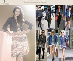 A Jaqueta jeans é a peça indispensável no look de toda a mulher evangélica, especialmente para aqueles dias de temperaturas mais  baixas.     Curta mais esse lançamento da Clara Rosa!