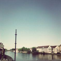 #Regensburg #steinernebrücke