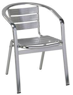 Outdoor Aluminum Chair