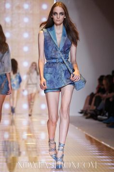 Versace Ready To Wear Spring Summer 2013 Milan