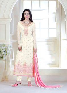 Link: http://www.areedahfashion.com/salwar-kameez&catalogs=ed-3766 Price range INR 3,140 Shipped worldwide within 7 days. Lowest price guaranteed.