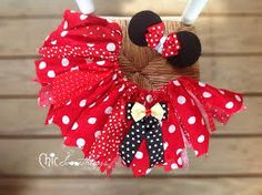 make your own minnie mouse costume - Google Search