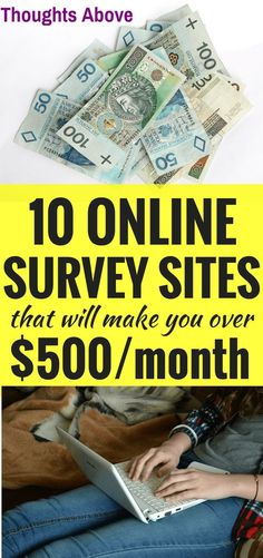 make extra money/make extra money at home/make extra money online/make extra money fast/make extra money in college/make extra money paid surveys/make extra money gift cards/make extra money websites/make extra money on smartphone/make money quick/ make m Make Money Doing Surveys, Surveys For Cash, Paid Surveys, Make Money Blogging, Money Tips, Money Hacks, Earning Money, Make Money Fast, Make Money From Home