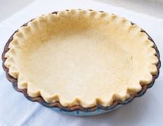 Pie Crust recipe I used with the Vegan Caramel Apple pie.  I just added a little extra sugar.
