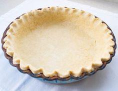 Vegan Pie Crust!