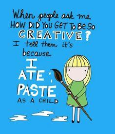 gotta send this to the art teacher at work! :)
