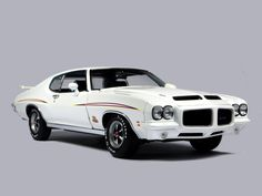 1971,Pontiac GTO The Judge 455