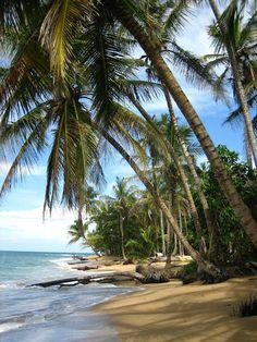 Punta Uva. Costa Rica