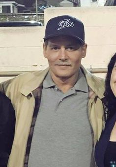 A new pic of Johnny Depp on the set of #LAbyrinth on Jan. 11 in Los Angeles.