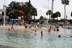 Keys to the Magic Travel: A Beach Club Resort review - Stormalong Bay pool - my favorite Disney pool