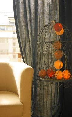 Serce Do Wnętrz: Magia płynąca z Cotton Ball Lights
