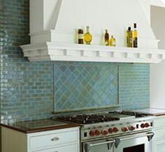 Ceramic Art Tile - Revival - Ann Sacks Tile & Stone