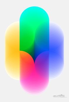 Image of Cylindrical Colour Series 4