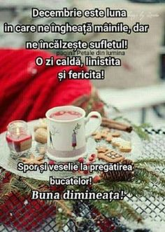 Anul Nou, 1 Decembrie, Months In A Year, Good Morning, Diy And Crafts, Religion, Day, Facebook, Christmas