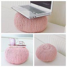 e1van3 first job  #pouf #spagettiyarn #yarn #selfmade #proud to #finish #pembe #rose #örgü #sitzpouf #puf #pastel #knitting #orgu #ottomanpouf #crochet #handknit #elyapimi #penyeip #yarnart #hobbylobby #crocheting #design #detay #details #home #instacrochet #decor #dekor #homedecor #handknit